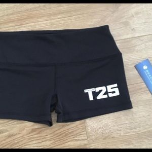 NEW❤️ XS Fitted Sports Shorts T-25